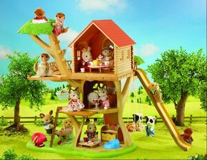 Sylvanian - Casa Árbol