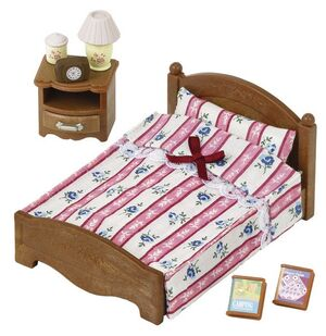 Sylvanian Families - Semi-doble cama