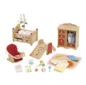 Sylvanian - Set habitación Bebés