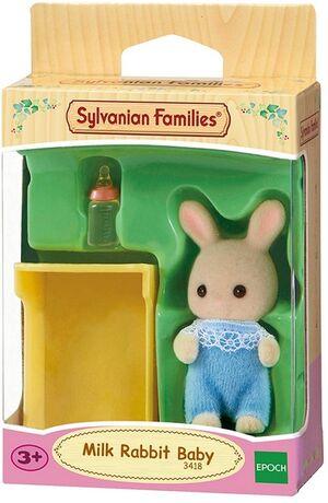 Sylvanian - Bebé conejo Blanco