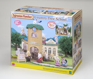 Sylvanian - Escuela Àrbol Country