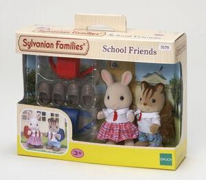 Sylvanian - Amigos de escuela
