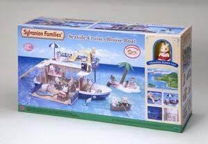 Sylvanian - Barco crucero