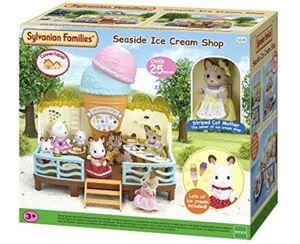 Sylvanian Families - Tienda de helados en la playa