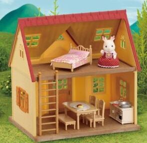 Sylvanian - Casa de campo b�sica