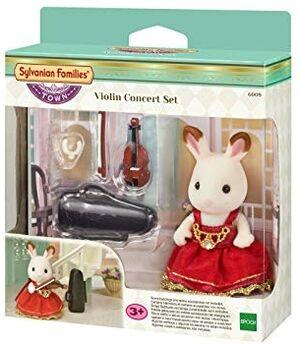 Sylvanian - set concierto violín