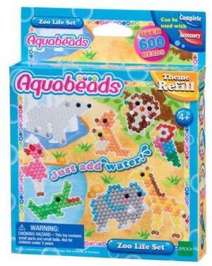 Aquabeads - Set del zoo