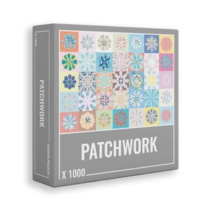 Cloudberries - Puzzle Patchwork 1000 pcs