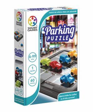SMART GAMES - PARKING PUZZLE