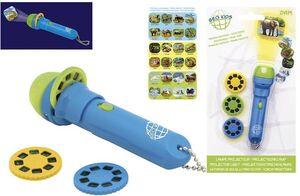 Geo Kids - Linterna- Proyector animales