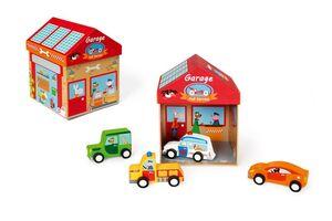Play Box Caja De Juegos Garaje
