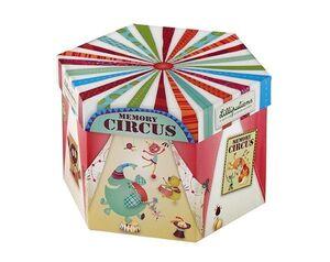 Lilliputiens - Domino memory circo