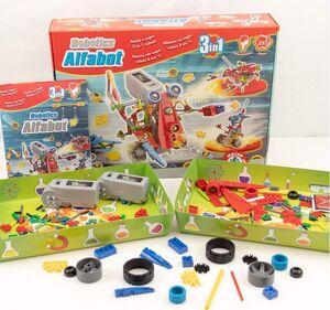 S4Y - Robotics Alfabot 3 en 1