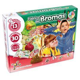 S4Y - Fábrica de Bromas