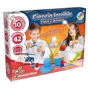S4Y - Ciencia Increíble Física y Química