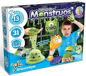 S4Y - Fábrica de monstruos