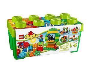 Lego duplo - Caja de diversión