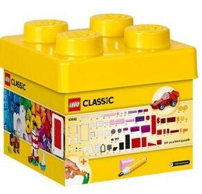 LEGO Classic - Ladrillos creativos (10692)