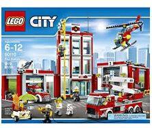 Lego city - Estación de Bomberos