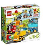 Lego duplo - Mis primeros vehículos