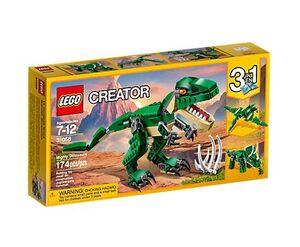 Lego - Grandes Dinosaurios