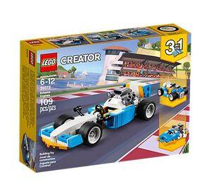 Lego - Motores externos