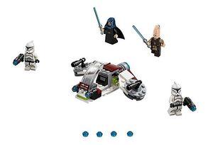 Lego - Pack de combate: Jedi y soldados clon