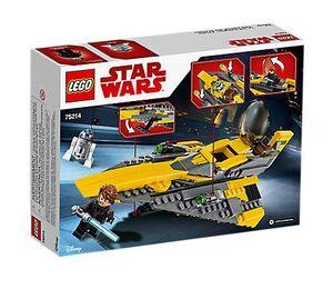 Lego - Caza estelar Jedi de Anakin