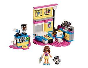 Lego - Gran dormitorio de Olivia