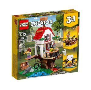 Lego - Creator El Tesoro de la casa del árbol 3 en 1