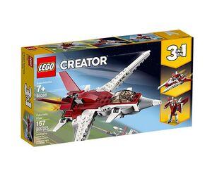 Lego - Creator Reactor Futurista 3 en 1