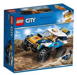 Lego City - Coche de Rally del Desierto
