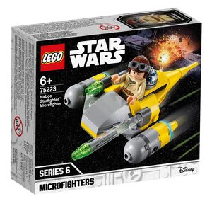 Lego Star Wars - Caza Estelar de Naboo