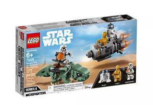 Lego Star Wars - Cápsula de Escape vs. Dewback