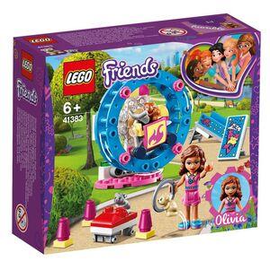 Lego Friends - Parque de Hámster de Olivia