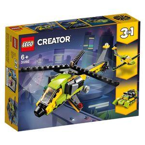 Lego Creator - Aventura en Helicóptero