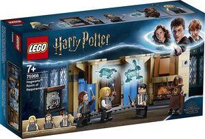 LEGO HARRY POTTER -  SALA DE LOS MENESTERES DE HOGWARTS