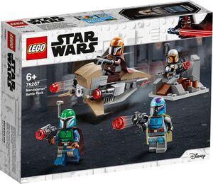 LEGO STAR WARS - PACK DE COMBATE MANDALORIANOS