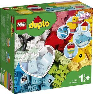 LEGO - CAJA DEL CORAZON