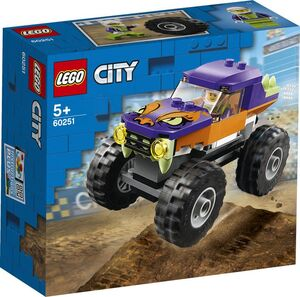 LEGO - LEGO CITY GREAT VEHICLES MONSTER TRUCK