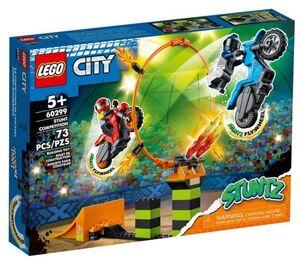 LEGO CITY - TORNEO ACROBATICO