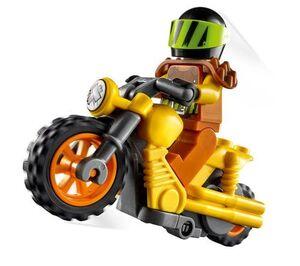 LEGO - LEGO LEGO MOTO ACROBATICA: DEMOLICION