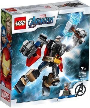 LEGO - LEGO ARMADURA ROBOTICA DE THOR
