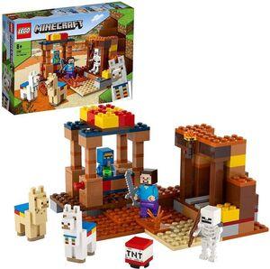 LEGO MINECRAFT - EL PUESTO COMERCIAL