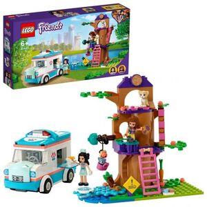 Lego Friands - Ambulancia de la Clínica Veterinaria
