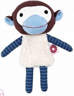 Franck Fischer - Triss peluche mono azul