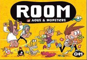 Room, el joc de cartes de l'Agus i els monsters