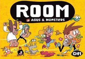 Room, juego de cartas de Agus y los monstruos