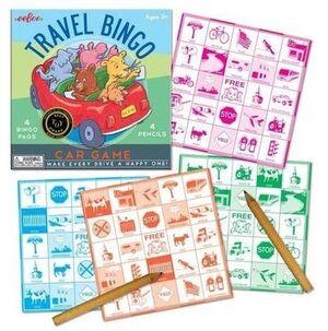 eeBoo - Travel Bingo