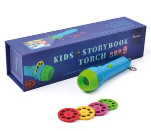 Andreu toys - Proyector Kids Story Book Torch